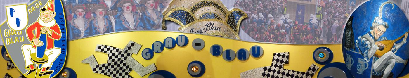 Karnevalsgesellschaft Grau-Blau 1949 e.V.